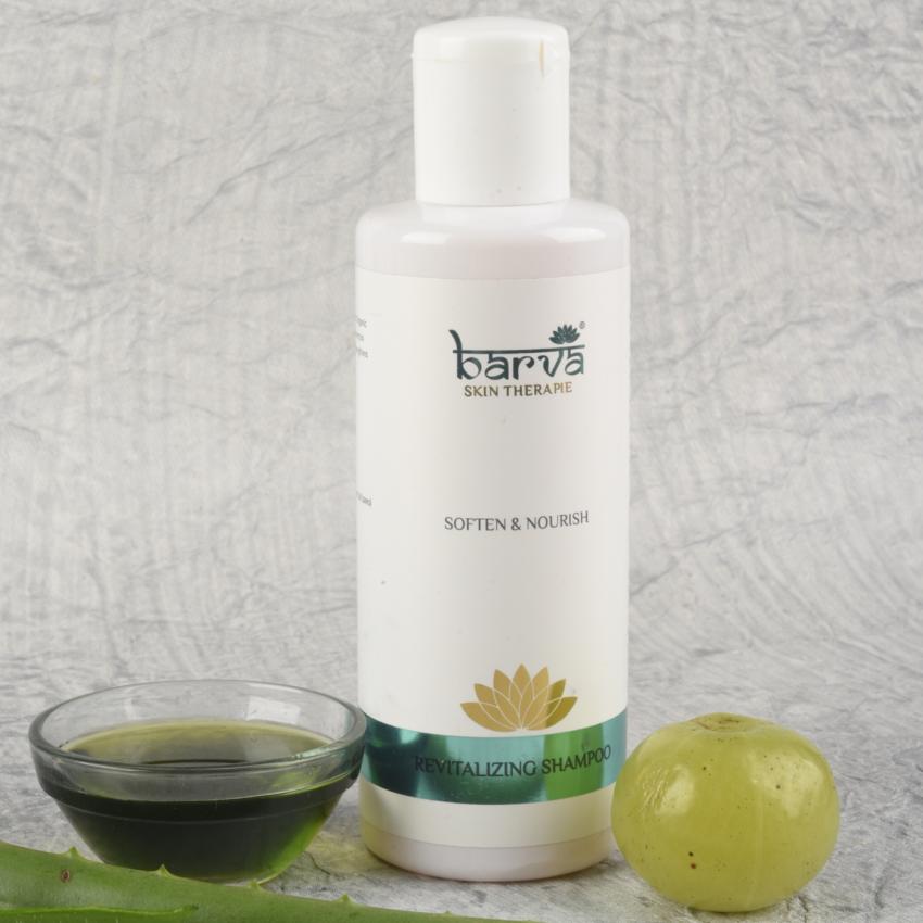 sulphate free herbal shampoo