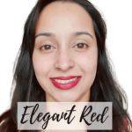Lipstick Elegant Red