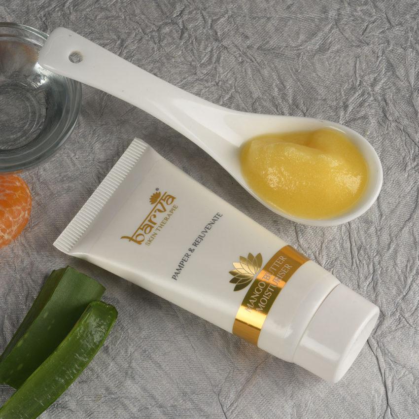 mango butter face moisturizer