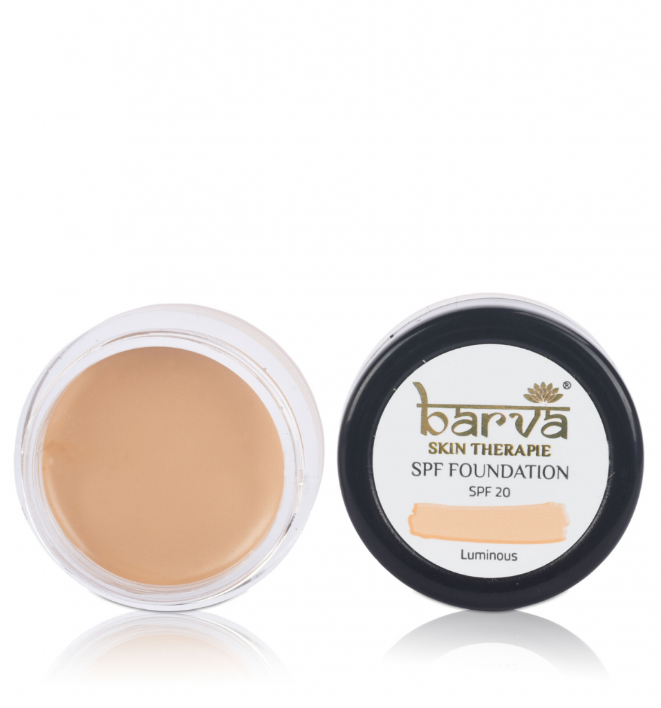 SPF Foundation-Luminous