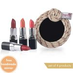Lipsticks set of 4