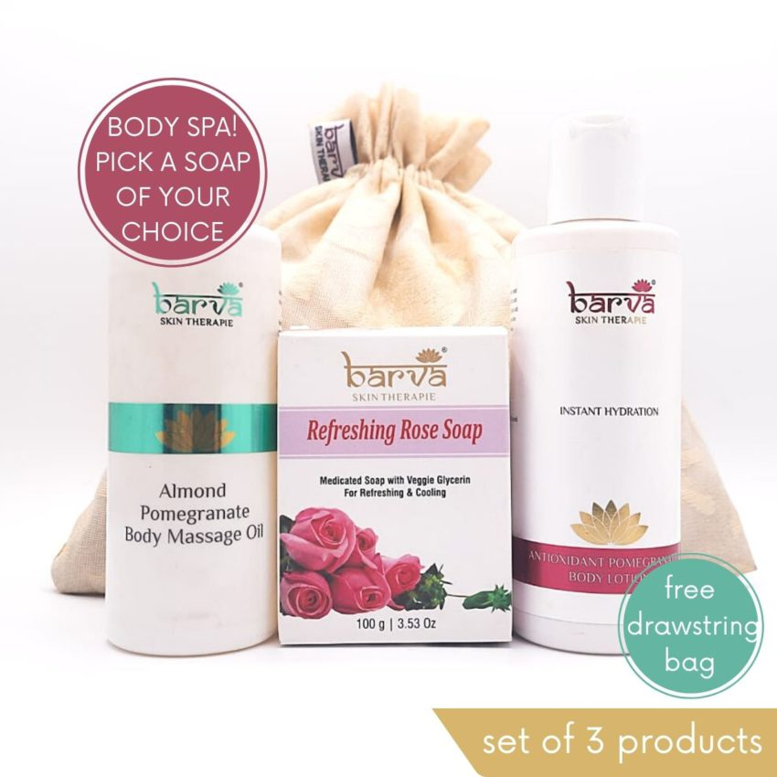 body spa with free bag