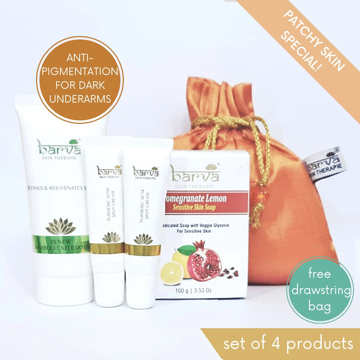 Patchy Skin Special